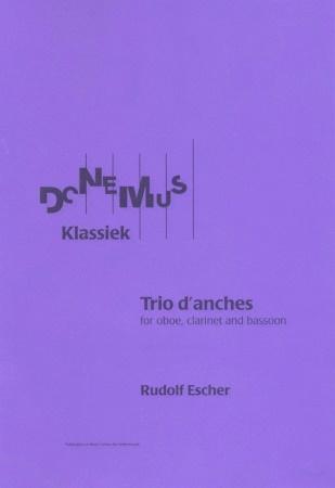 TRIO D'ANCHES score