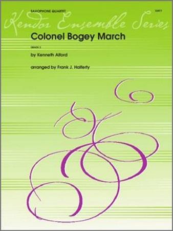 COLONEL BOGEY MARCH (score & parts)