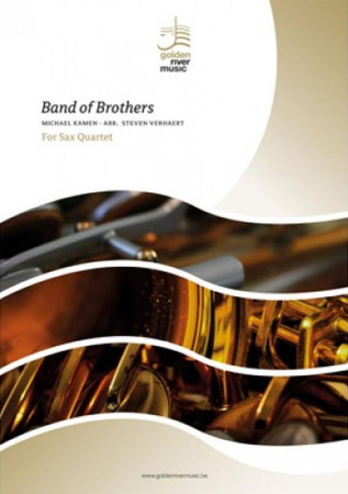BAND OF BROTHERS (score & parts)