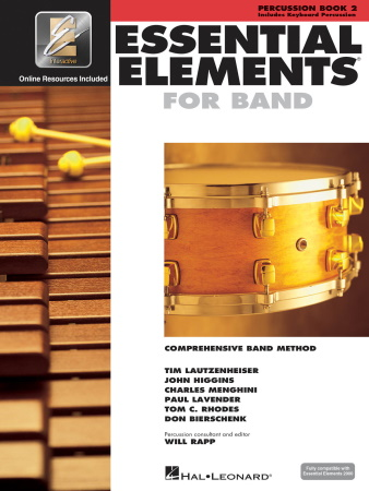 ESSENTIAL ELEMENTS Book 2 + Online Resources