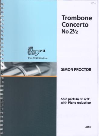 TROMBONE CONCERTO No.2''