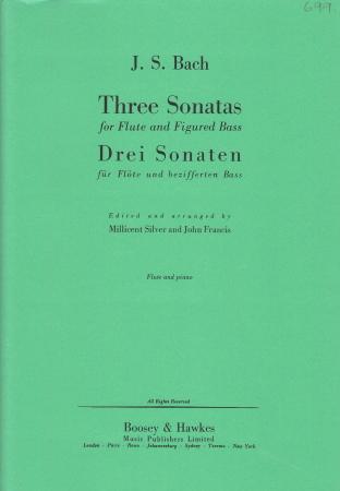 THREE SONATAS Nos. 1,2,3