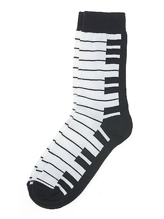 WOMEN'S SOCKS Keyboard