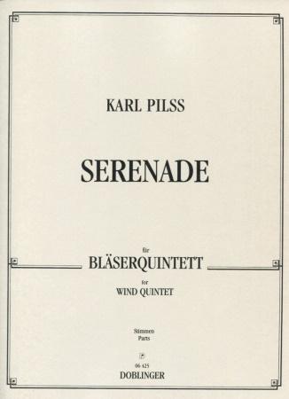 SERENADE in G major (set of parts)