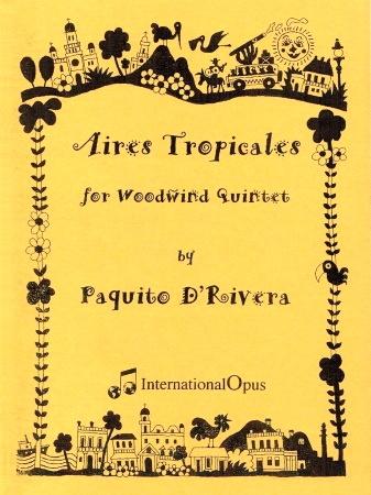 AIRES TROPICALES (score & parts)