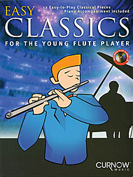 EASY CLASSICS for the Young Flute Player + CD