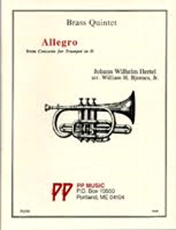 ALLEGRO from Concerto in D
