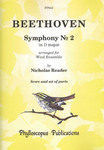 SYMPHONY No.2 (score & parts)