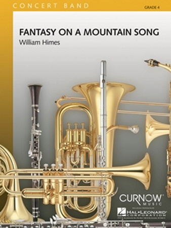 FANTASY ON A MOUNTAIN SONG (score & parts)