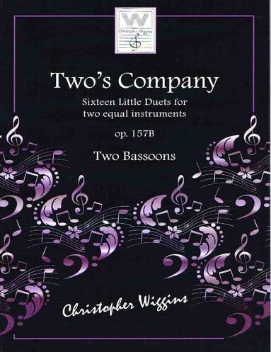 TWO'S COMPANY Op.157b