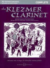 THE KLEZMER CLARINET Complete