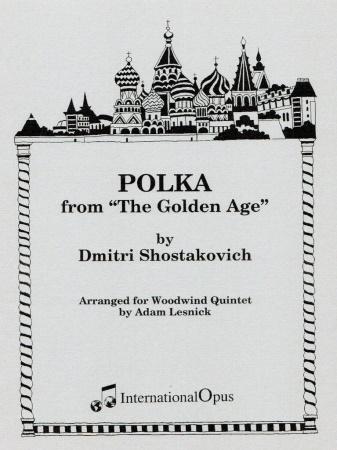 POLKA (score & parts)