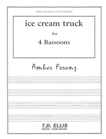 ICE CREAM TRUCK (score & parts)