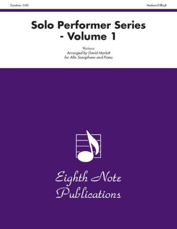 SOLO PERFORMER SERIES Volume 1