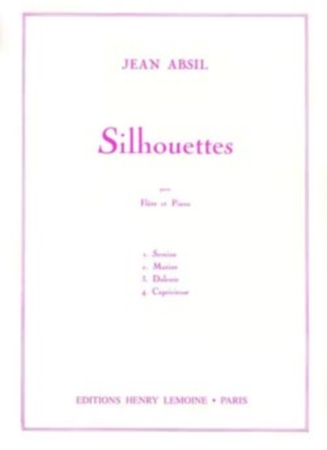 SILHOUETTES Op.97