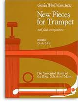 NEW PIECES FOR TRUMPET Book 1
