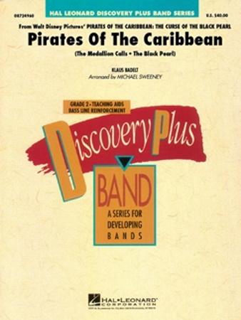 PIRATES OF THE CARIBBEAN (SWEENEY) (score)