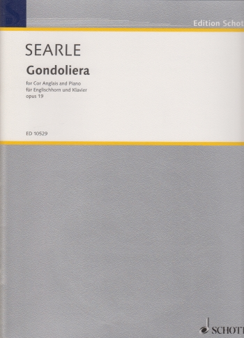 GONDOLIERA  op.19