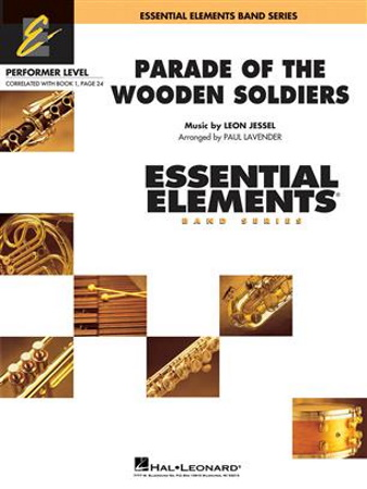 PARADE OF THE WOODEN SOLDIERS (score)