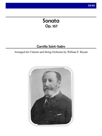 SONATA FOR CLARINET AND STRING ORCHESTRA
