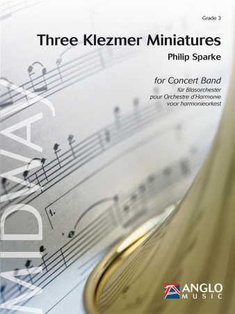 THREE KLEZMER MINIATURES (score & parts)