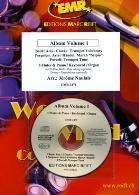 ALBUM FOR THREE FLUTES Volume 1 + CD