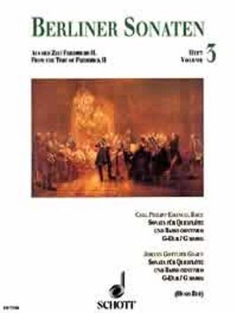 BERLINER SONATEN Volume 3