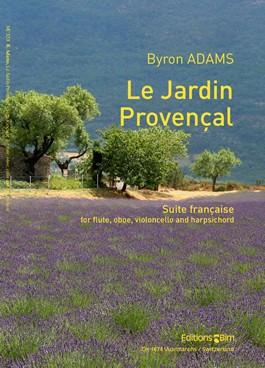 LE JARDIN PROVENCALE score & parts