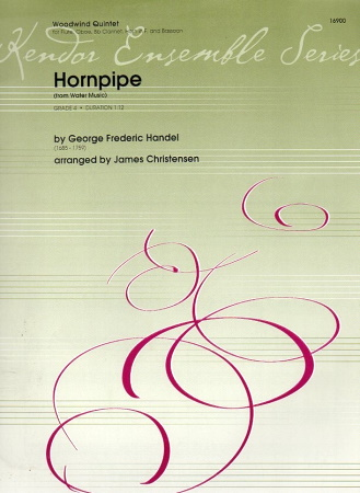 HORNPIPE from the 'Water Music'