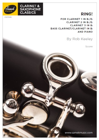 RING! (score & parts)