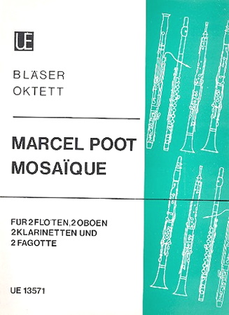 OCTET - MOSAIQUE parts
