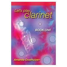 LET'S PLAY CLARINET Book 1