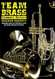 TEAM BRASS Repertoire - Brass Band Instruments