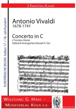 CONCERTO in C major RV537, FIX/1