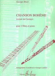 CHANSON BOHEME from Carmen