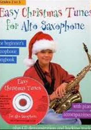EASY CHRISTMAS TUNES + CD