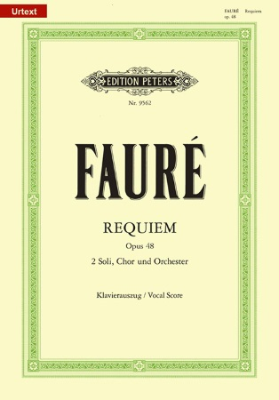 STICKY NOTES Faure - Requiem