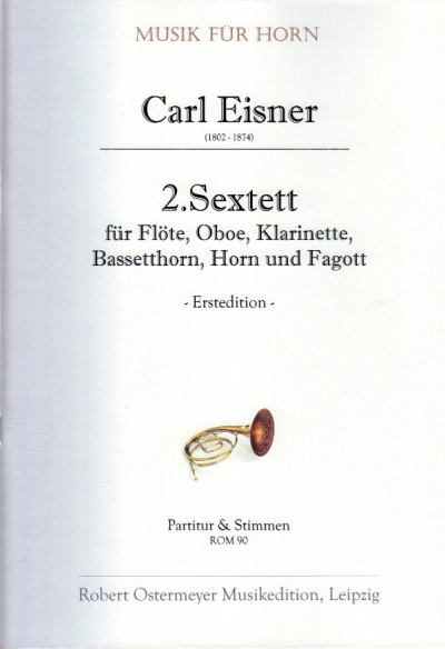 SEXTET No.2 score & parts