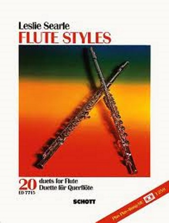 FLUTE STYLES Accompanying Book for the Rhythm Section