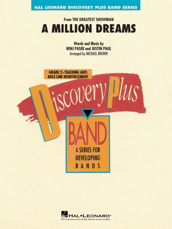 A MILLION DREAMS (score & parts)