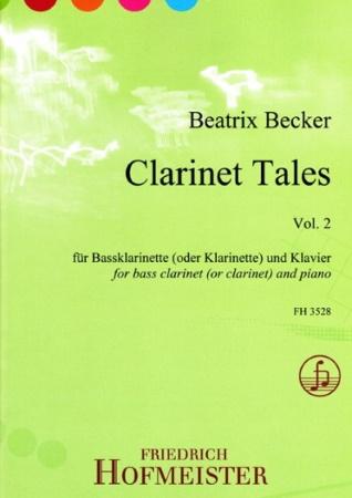 CLARINET TALES Volume 2