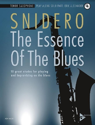 THE ESSENCE OF THE BLUES + CD Tenor