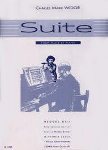 SUITE Op.34 No.1