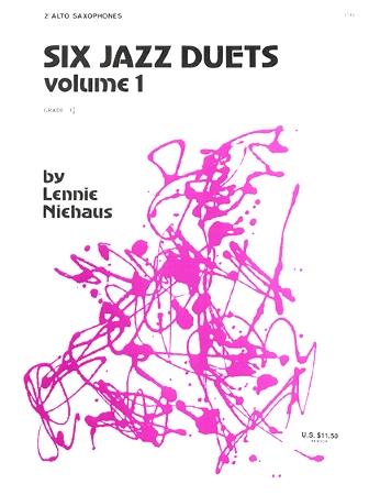SIX JAZZ DUETS Volume 1