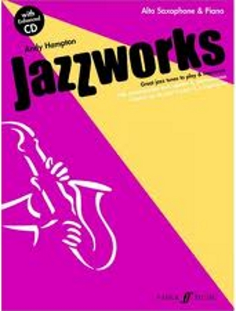 JAZZWORKS + CD