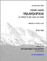TRAUERSINFONIE (score & parts)