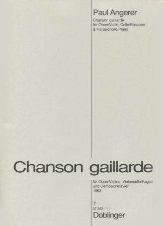 CHANSON GALLIARDE