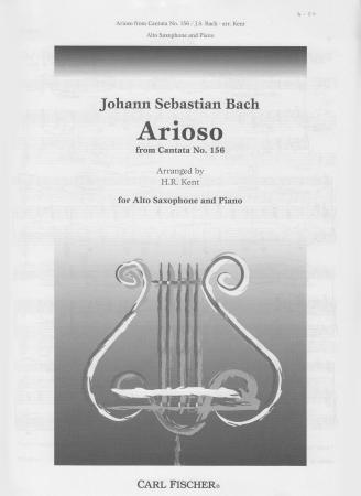 ARIOSO from Cantata No.156