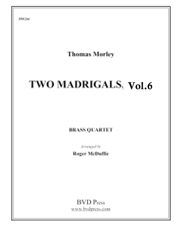 2 MADRIGALS Volume 6