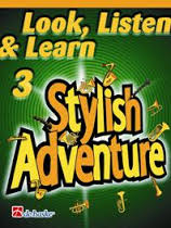 LOOK, LISTEN & LEARN Book 3: Stylish Adventure